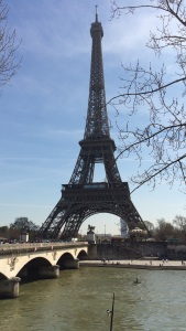 Tour d'eiffel from my friend who visited Paris