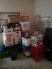 Life in boxes
